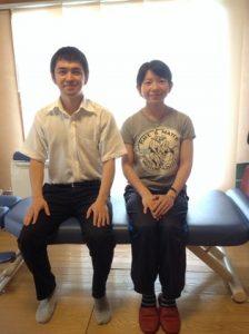 背中・腰の痛みの問題