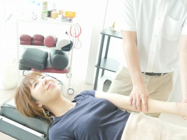 PNF(固有受容性神経筋促通法)