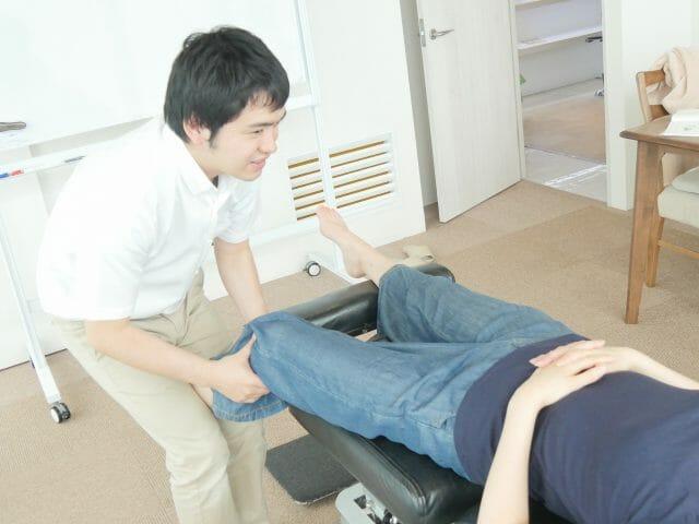 四肢テクニック