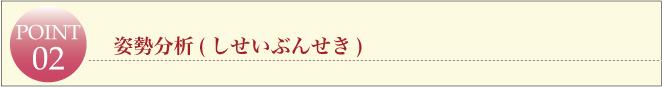 滋賀県草津市の整体院ライフスタイルカイロ・姿勢分析