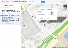 LSCgoogleマップ
