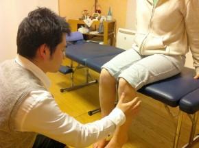 滋賀県草津市の整体院ライフスタイルカイロプラクティック 視診