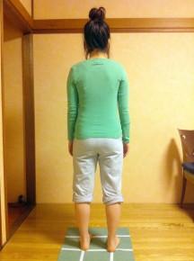 滋賀県草津市の整体院ライフスタイルカイロプラクティック 姿勢分析01