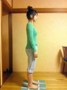 滋賀県草津市の整体院ライフスタイルカイロプラクティック 姿勢分析