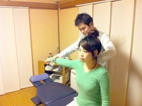 滋賀県草津市の整体院ライフスタイルカイロプラクティック 整形外科検査