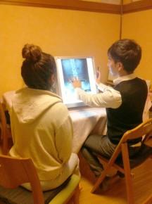 滋賀県草津市の整体院ライフスタイルカイロプラクティック レントゲン検査